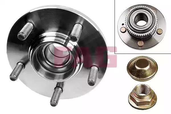 Wheel Bearing Kit FAG 713626600
