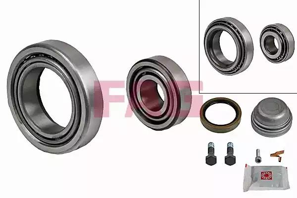 Wheel Bearing Kit FAG 713667470