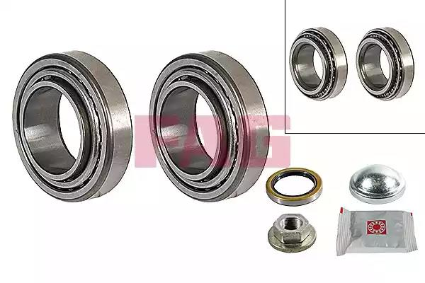 Wheel Bearing Kit FAG 713678960
