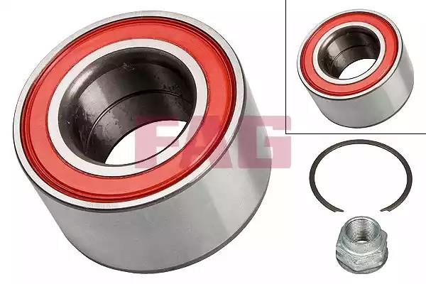 Wheel Bearing Kit FAG 713690670