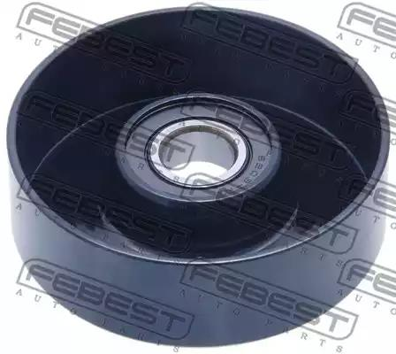 Tensioner Pulley, v-ribbed belt FEBEST 2287CAR