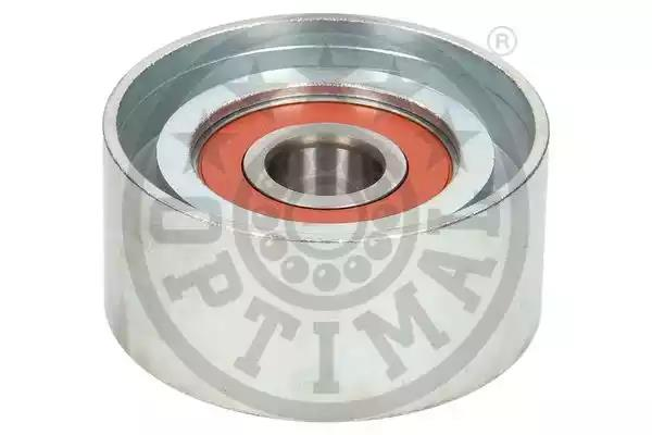 Tensioner Pulley, v-ribbed belt OPTIMAL 0N2103S 2