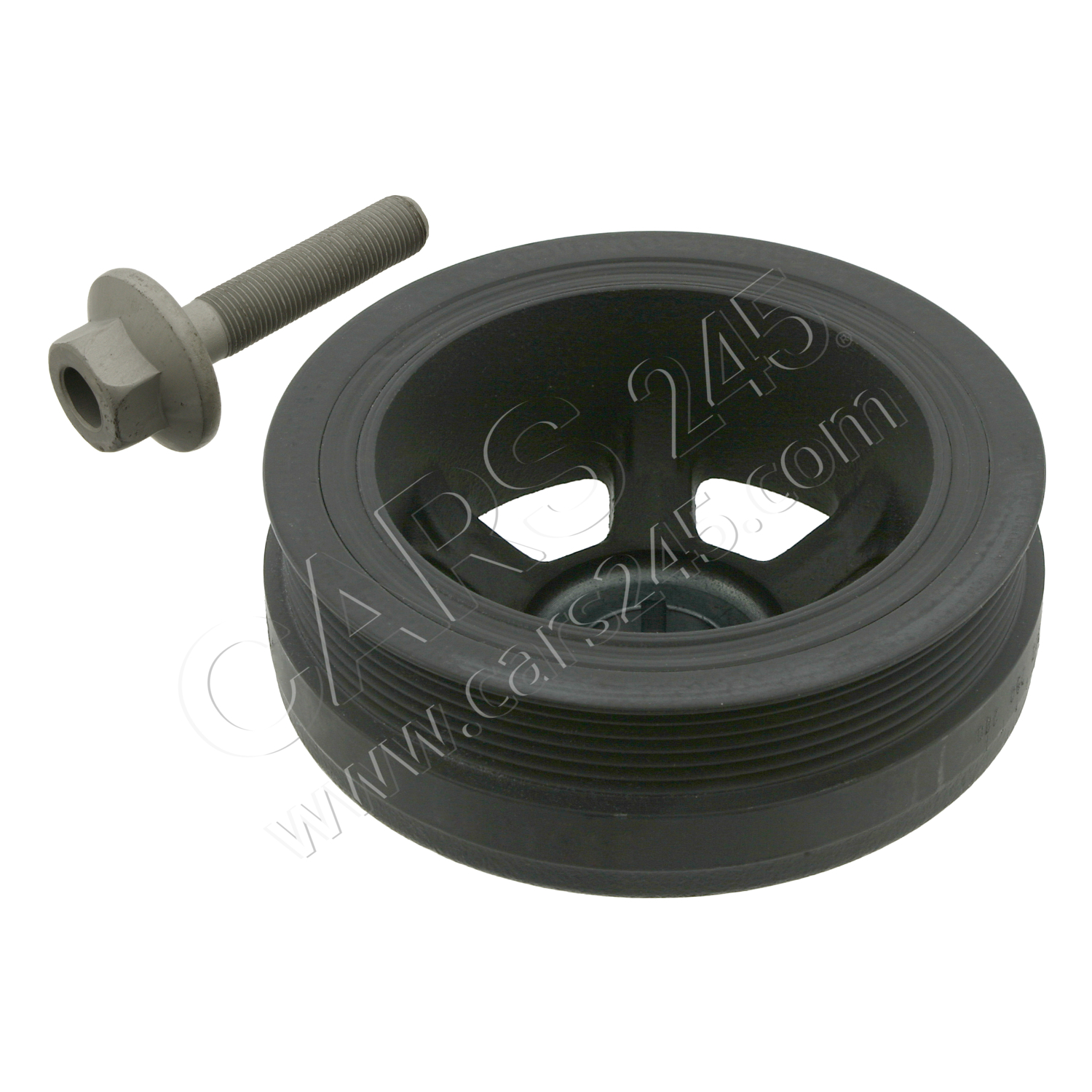 Belt Pulley, crankshaft SWAG 10933656