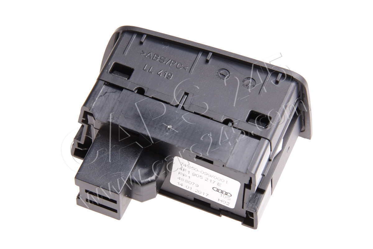 Start/stop switch AUDI / VOLKSWAGEN 4F1905217EVUV 2