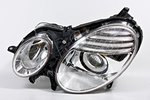 Headlight Front Lamp fits Mercedes W211 2006-2009 facelift Cars245 440-1163L