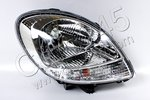 Headlight Front Lamp fits Renault Kangoo 2003-2008 Facelift Cars245 551-1145CR