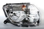 Headlights, Front Lamps fits DACIA RENAULT Duster 2009- Cars245 551-1186R