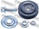 Tensioner Pulley, v-ribbed belt FEBEST 0187NHW20