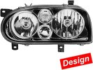 Headlight Set HELLA 1DJ008187-811