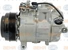 Compressor, air conditioning HELLA 8FK351334-971