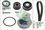 Water Pump & Timing Belt Set INA 530007830