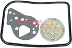 Hydraulic Filter Set, automatic transmission METZGER 8020081