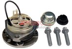 Wheel Bearing Kit METZGER WM 2077