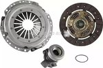 Clutch Kit JP Group 1230407210