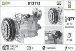 Compressor, air conditioning VALEO 813113