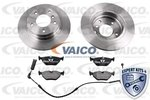 Brake Set, disc brakes VAICO V20-90002